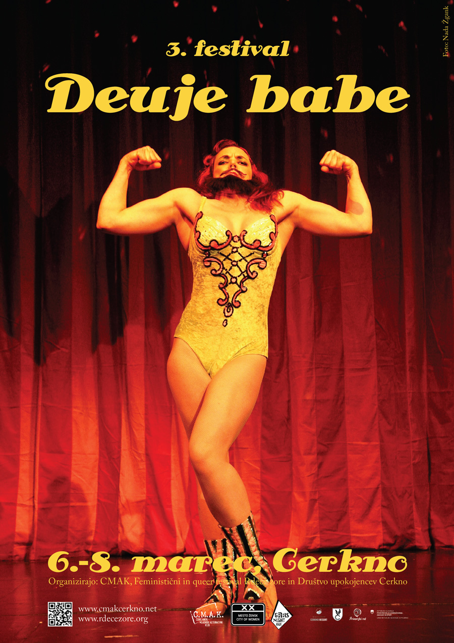 3. festival Deuje babe